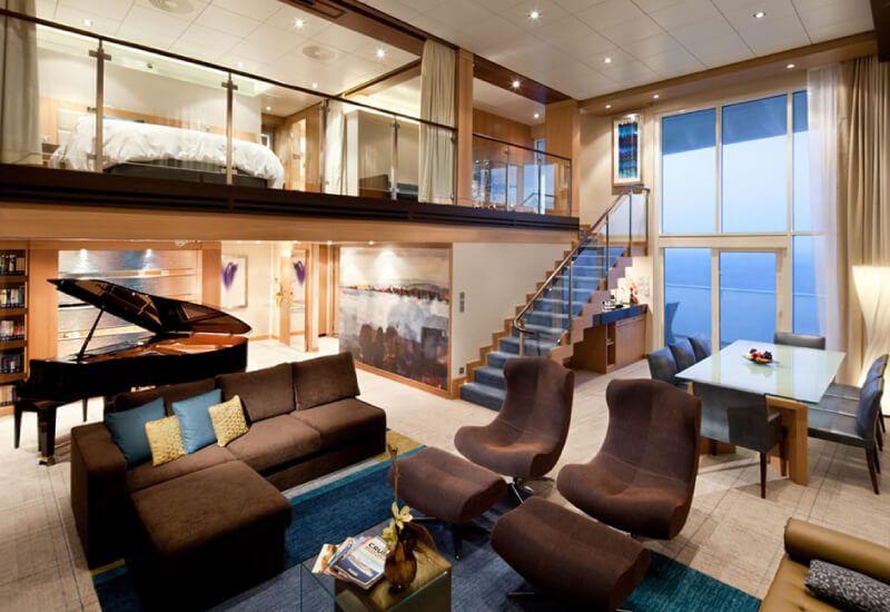 Suite du bateau de croisière Allure of the Seas