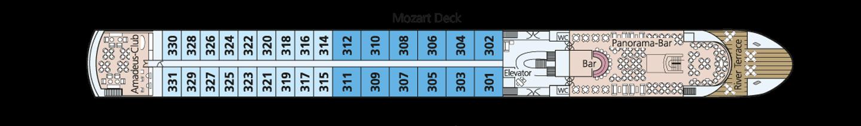 Amadeus Diamont pont 3 -Mozart Deck