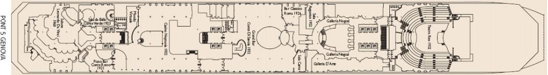Fortuna GENOVA Pont 5