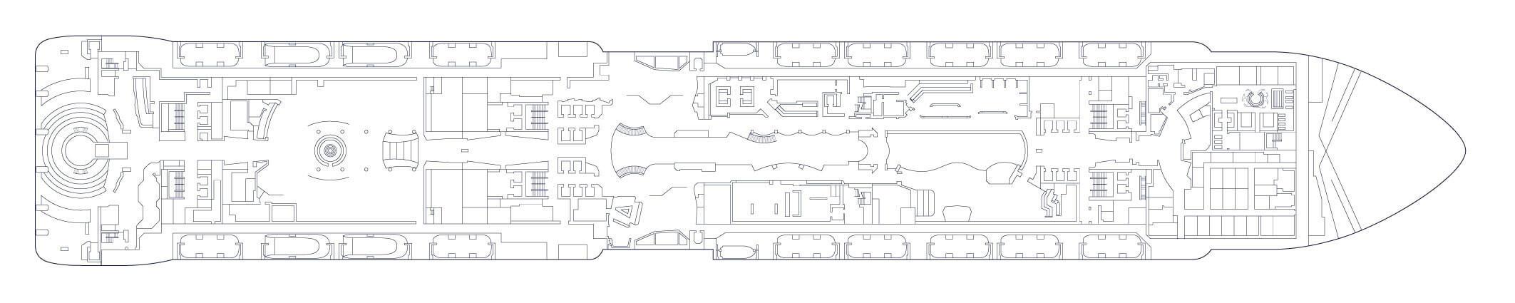 Pont 7 MSC Meraviglia