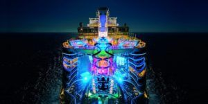Symphony of the Seas, le plus gros bateau au monde