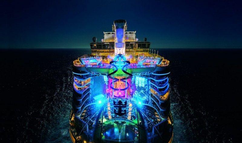 Symphony of the Seas, le plus gros bateau au monde
