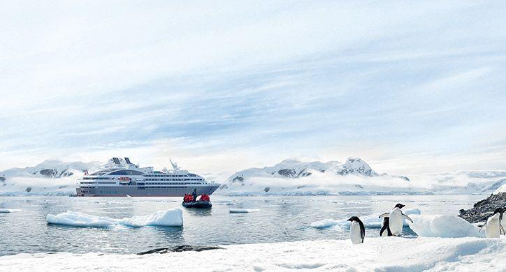 croisière Ponant en Antarctique